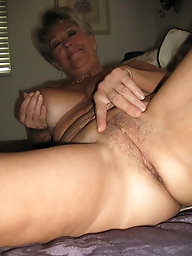 Skinny grandma loves anal sex