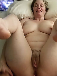 Feisty mature whores are covered with jizz