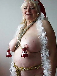Merry Nude Christmas Matures and Grannies