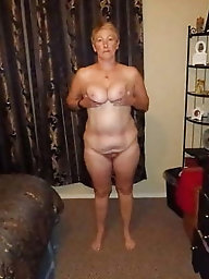 Hairy US granny strips (5 sets)